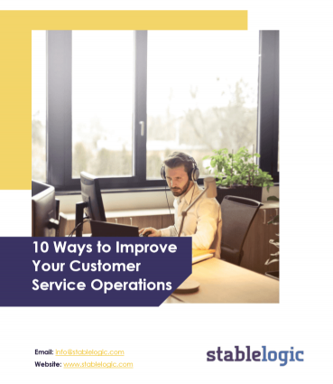 10 Ways To Improve Your Customer Service Operations