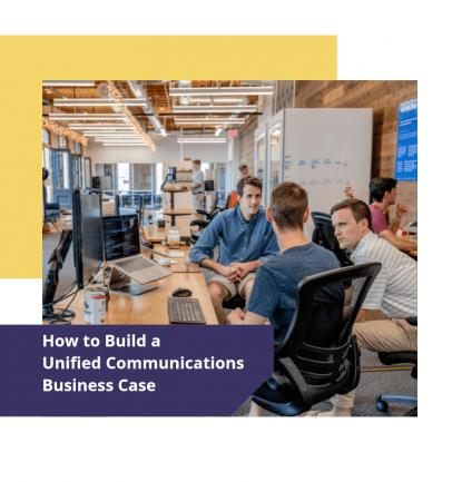 Unified Communications Business Case Cover Photo StableLogic